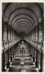 The Library Nave at Trinity College