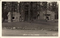 Lassen National Park, Museum