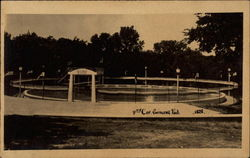 9th Cav. Swimming Pool, 1922