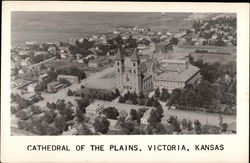 Cathedral of the Plains in Victoria, Kansas