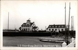 US Coast Guard Station