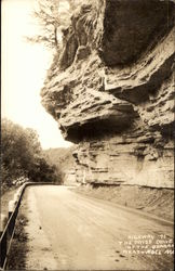 Highway 71, The Prize Drive of the Ozarks Postcard