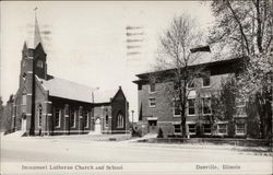 Immanuel Lutheran Church and School