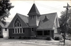 Evangelical Reformed Church Postcard