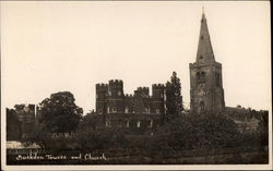 Buckden Towers and Church