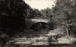 Stone Bridge, McCormick's Creek State Park