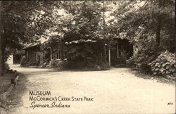 Museum at McCormick's Creek State Park