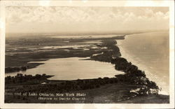 East End of Lake Ontario Postcard