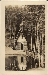 The Village Chapel at Whiteface Mountain
