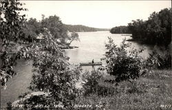 View of Dells Pond