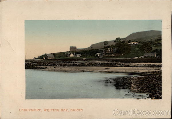 Largymore, Whiting Bay, on the Isle of Arran United Kingdom