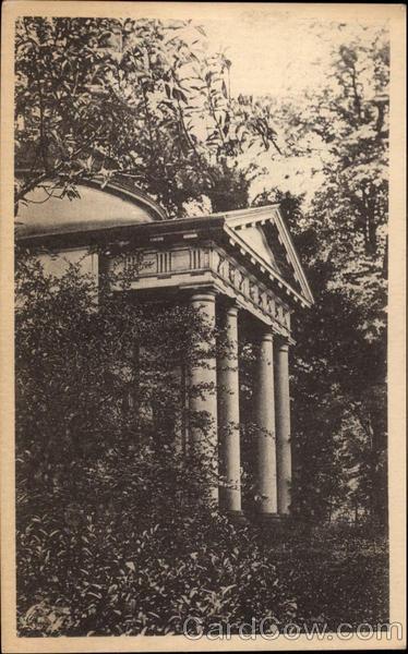 Temple of Bellona, Royal Botanic Gardens, Kew London England