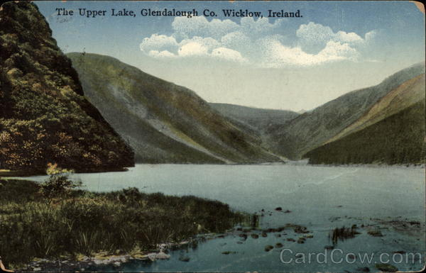 The Upper Lake Wicklow Ireland