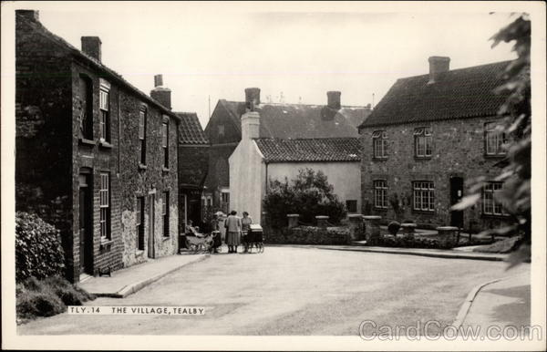 The Village Tealby England