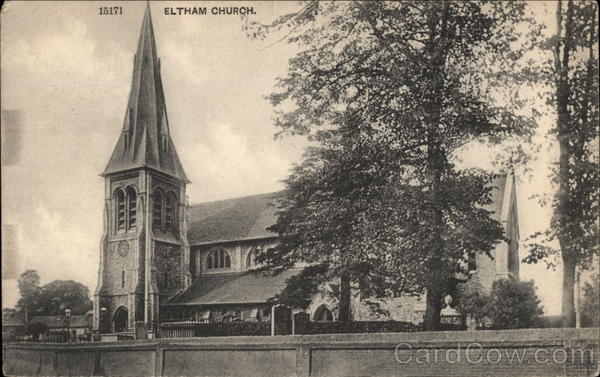 Eltham Church London England