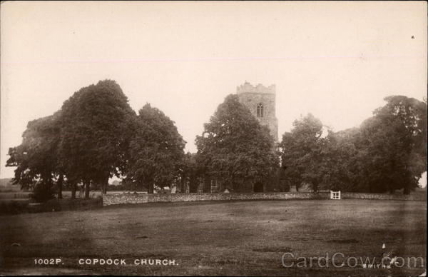 Copdock Church England