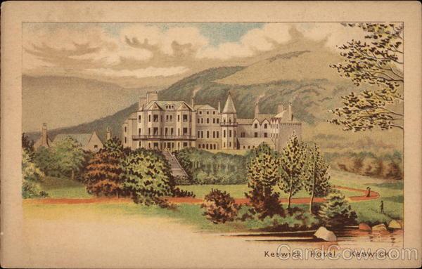 View of Keswick Hotel CUMBRIA England