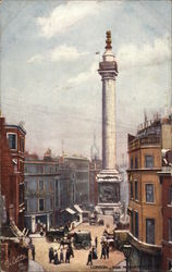 The Monument Postcard