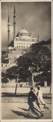 View of the Cairo Citadel from Below Postcard