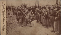 French Prisoners Taken at Verdun