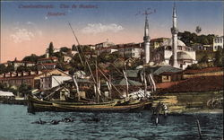 View of Scutari (Uskudar) in Constantinople