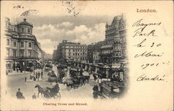 Charing Cross and Strand
