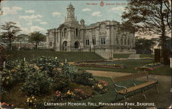 Cartwright Memorial Hall, Manningham Park