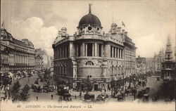 The Strand and Aldwych