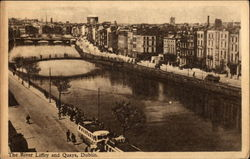 The River Liffey and Quays