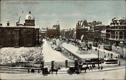 Piccadilly Postcard