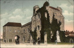 The Old Prison Postcard