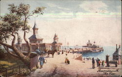 The Pier at Bournemouth, England