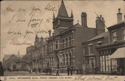 Holderness Road - Public Library and Baths
