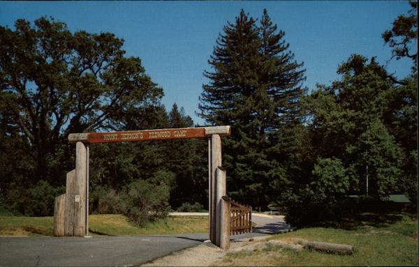 Redwood Camp, Mount Hermon Christian Conference Center California