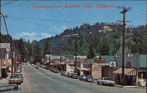 Boulder Creek Ca Hotels