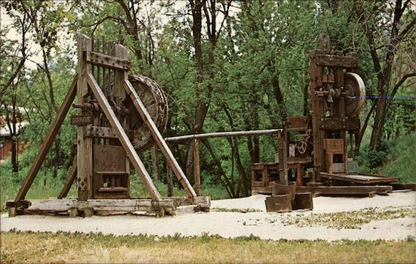 Old Gold Mining Equipment | Gold Prospecting Equipment and ...