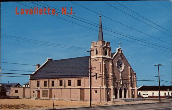 Church of st bonaventure lavallette nj for Lavallette nj