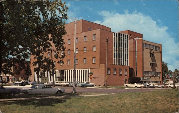 Des Moines General Hospital