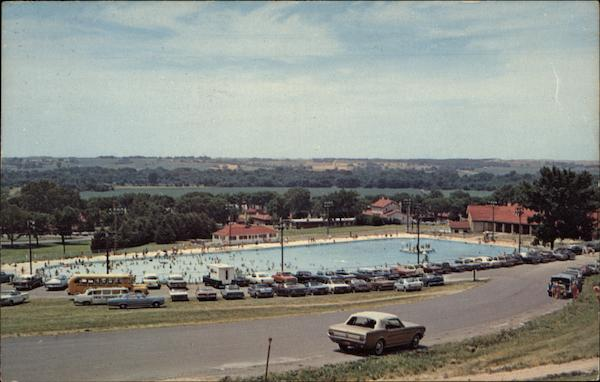 Camp Dodge Swimming Pool Des Moines, IA