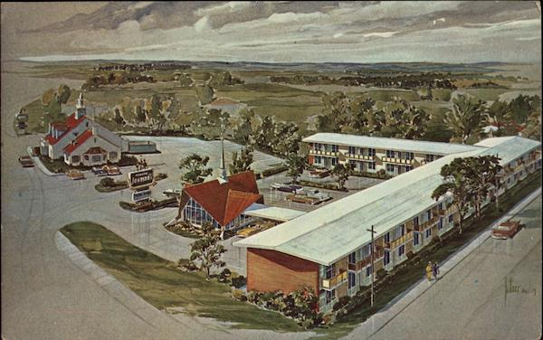 Howard Johnson's Motor Lodge Portsmouth New Hampshire