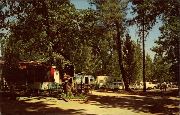 Antlers Trailer Resort Lakehad California