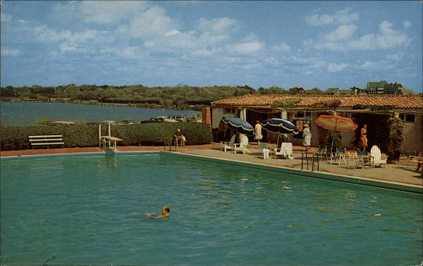 Swimming Pool At Southampton Beach Club