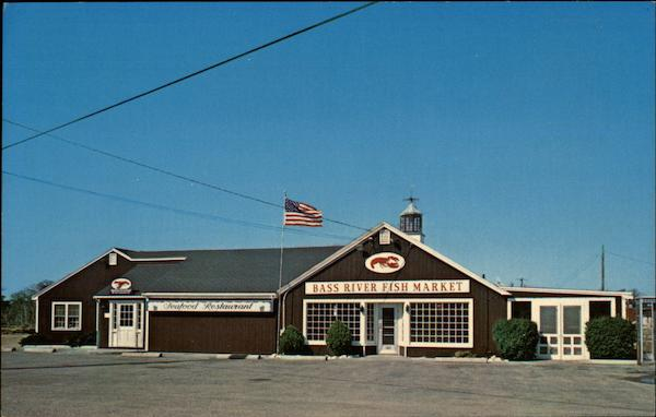 Bass River Fish Market and Seafood Restaurant South Yarmouth, MA