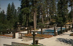 Ponderosa Lodge Mount Hermon, CA
