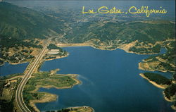 Helicopter View of Los Gatos
