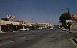 Street view, Colusa, California