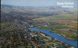Aeiral View of Suisun-Fairfield