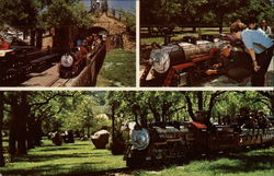 Miniature Steam Train