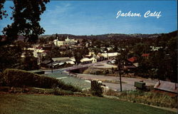 Jackson, California, County Seat of Amador County