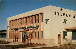 Sylvania Electronic Defense Laboratory